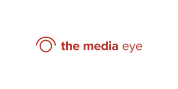 The Media Eye logo